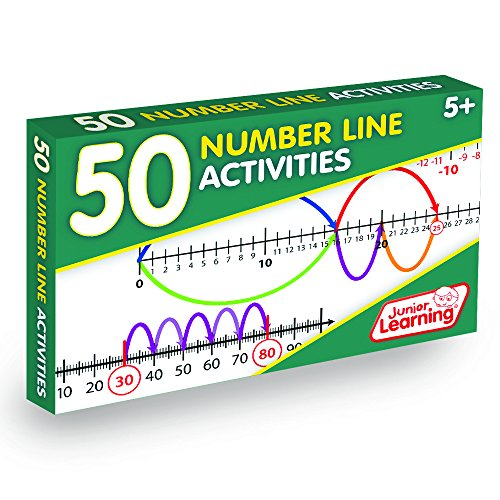 - Junior Learning 50# Line Activities