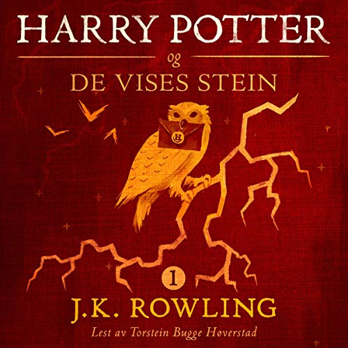 Pdf Teen Harry Potter og De vises stein: Harry Potter 1