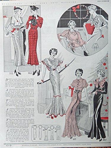 fashion 1934 dress - 3