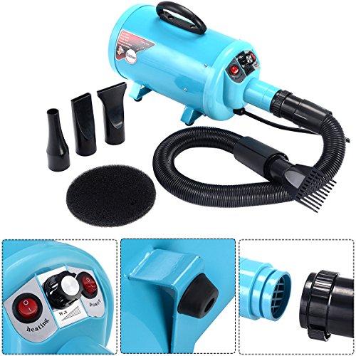 standing pet hair dryer - 4