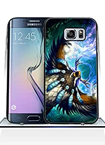 Cool Funda Case for Samsung Galaxy S6 Edge Plus Game World Of Warcraft Ultra Thin Slim Dust Proof Impact Resistant Tough Customized (Not for S6 / S6 Edge)