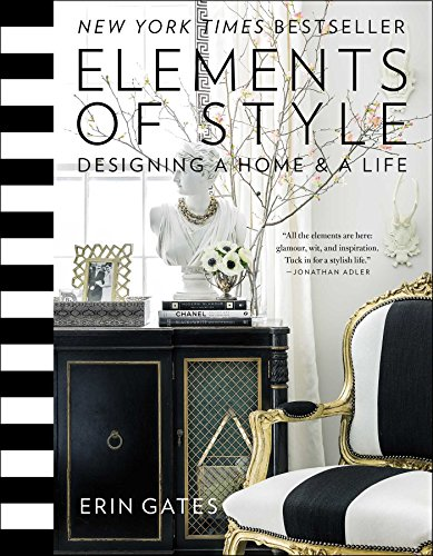Elements of Style: Designing a Home & a Life,simon & schuster