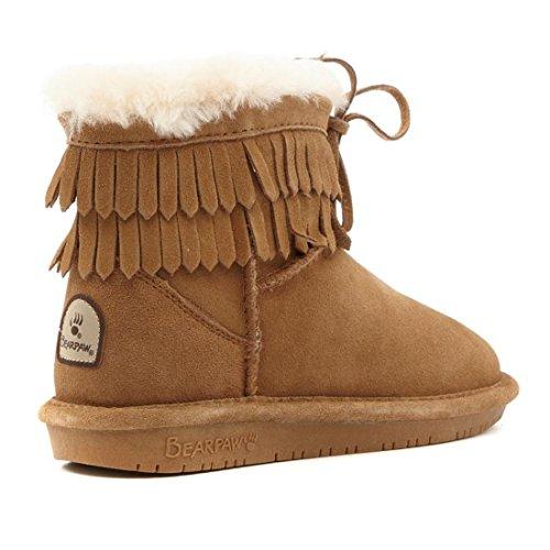 Bearpaw Bearpaw174; Honung Mocka Frans Boot Neverwet8482; 584-736 Hickory