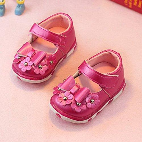Ohmais Kinder Baby Jungen Baby Mädchen Baby Kleinkind Schuh weich Rose ...