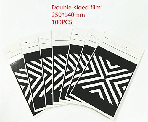 Relative Hiding Power,Opacity Drawdown Charts Drawdown Card ,Uncoated Drawdown Card, Box of 400 (Various Size and Opacity Options)