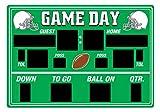 """Beistle 54694 Chalkboard Game Day Scoreboard Cutout, 21.75"""""""