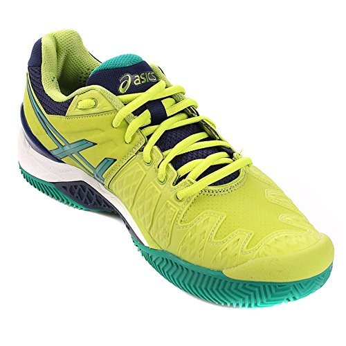 Asics Gel-resolution 6 Clay - Zapatillas de tenis Hombre Verde