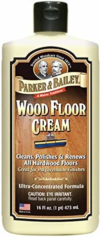 picture of Parker & Bailey Wood Floor Cream 16oz