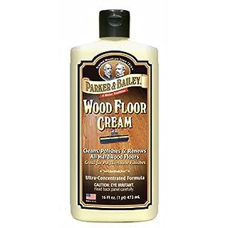 Parker & Bailey Wood Floor Cream 16oz