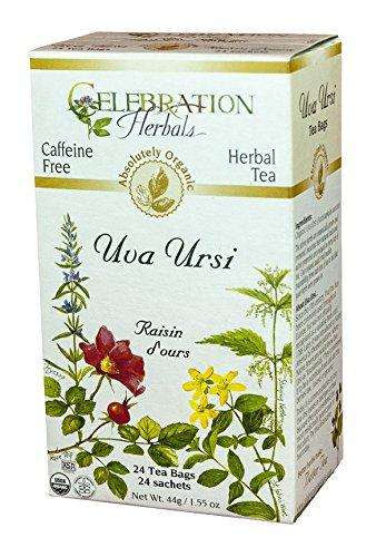 Celebration Herbals Organic Ursi Bags