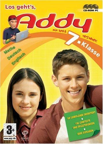 Addy Klasse 7 - Mathe, Deutsch, Englisch NA