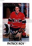 Patrick Roy Hockey Card 1987-88 O-Pee-Chee Minis #36 Patrick Roy