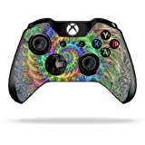 Protective Vinyl Skin Decal Cover for Microsoft Xbox One/One S Controller wrap sticker skins Tripping Review