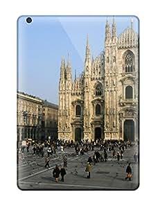 Ipad Air Case Cover Skin : Premium High Quality Milan City Case