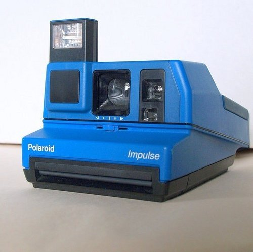 Polaroid Impulse Camera - 9