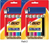 BIC Lighter Classic, Full Size 12 Pieces, Bulk