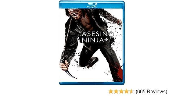 Amazon.com: Ninja Assassin [Blu-ray]: Rain, James McTeigue ...