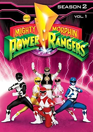 Amazon Com Mighty Morphin Power Rangers Season 2 Vol 1 Richard