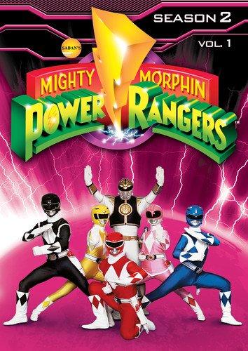 Mighty Morphin Power Rangers: Season 2. Vol. 1 ()