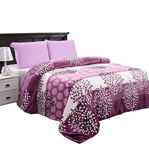 JML Plush Blanket Queen Size (90