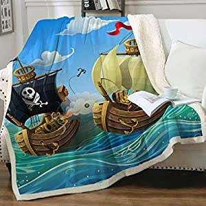 51I7HQg3%2BzL._SS300_ Pirate Bedding Sets and Pirate Comforter Sets
