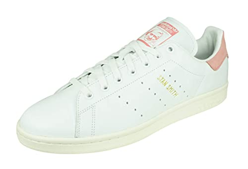 adidas Mens Originals Mens Stan Smith Trainers in White Pink - UK 11.5   Amazon.co.uk  Shoes   Bags 6c9c16174