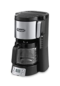220-240 Volt / 50-60 Hz, Delonghi ICM15250 Drip Coffee Maker, FOR OVERSEAS USE ONLY, WILL NOT WORK IN THE US