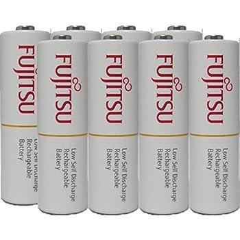 Amazon.com: Fujitsu Ready-to-use HR3UTC AA rechargeable