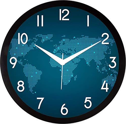 Dinine Craft® Big Size Wall Clock for Home and Office Decor | Wall Clocks for Home Decor | Stylish Wall Clocks | Wall…