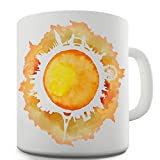Funny Mugs For Men Solar Flare City By Twisted Envy 15 OZ