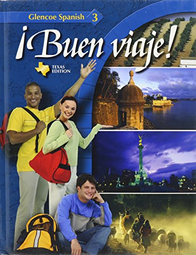 Buen Viaje!, Level 3, Texas S (Spanish and English Edition)