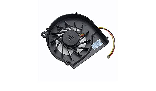 CPU Cooling Fan for HP Compaq CQ42-356TX CQ42-151TX CQ42-152TX Series New Notebook Replacement Accessories P//N 646578-001 16598B1005A DC5V 0.5A