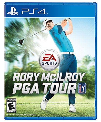 EA SPORTS Rory McIlroy PGA TOUR - PlayStation 4 New Cute Japan