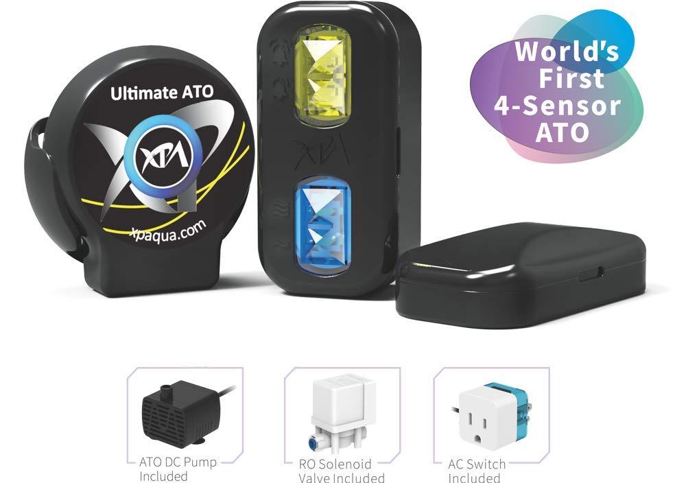 XP Aqua Ultimate ATO - Complete 4-Sensor Aquarium Auto-Top-Off System by XP Aqua