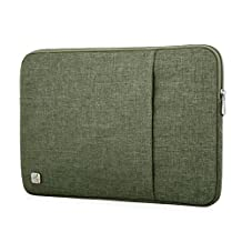"CAISON Laptop Sleeve Case Water-Resistant Protective Bag For 14"" Notebook Computer Chromebook / 14"" Lenovo ThinkPad T470 E470 / 14"" HP Pavilion 14 / 13"" HP Pavilion x360 13 / 13.5"" Surface Book"