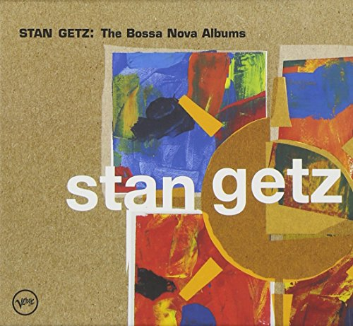 The Bossa Nova Albums [5 CD Limited Edition Box Set] by Verve