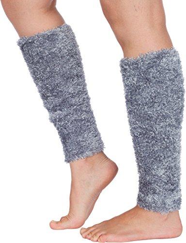 Ultra Soft Lightweight Tagless Magic Stretch Leg Warmers