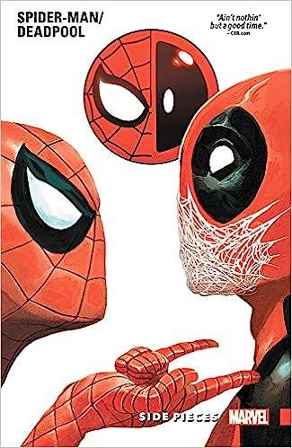 Amazon Spider Man Deadpool Vol 2 Side Pieces 9780785199922 Scott Aukerman Gerry Duggan Penn Jillette Paul Scheer Nick Giovannetti