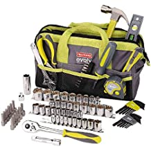 Craftsman Evolv 83 unidades. Juego de herramientas Homeowner con bolsa (41283)