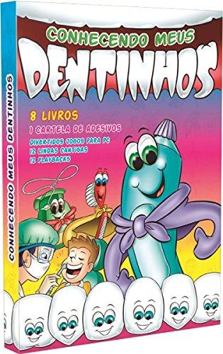 Download Conhecendo Meus Dentinhos - Caixa com 8 Volumes pdf epub