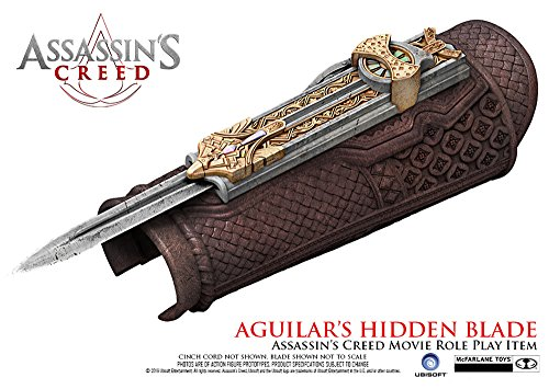Blade Movie Props - McFarlane Toys Assassin's Creed Movie Hidden Blade
