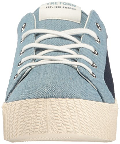 Light Blaire Women's Blue Tretorn Sneaker Dark qZCwafO