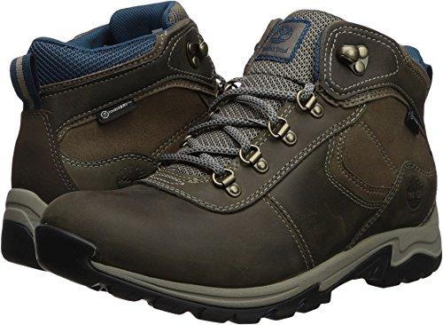 Timberland Women's Mt. Maddsen Mid Lthr WP Hiking Boot, Medium Grey, 10 Medium US by Timberland