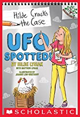 UFO Spotted!: A Branches Book (Hilde Cracks the Case #4)