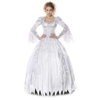ERFD&GRF Vestidos de Disfraces de Halloween para Mujeres Adultas ...