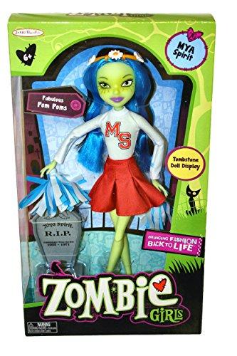 """Zombie Girls 11.5"""" - Mya Spirit Zombie Doll (Premiere Edition)"""