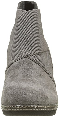 Gabor Shoes Comfort Sport, Botines para Mujer Gris (ElephantB.S/Micr)