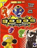 GoGo's Crazy Bones - Series 1 - Sticker Album & Game Rules