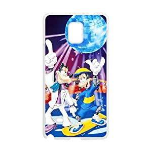 Extremely Goofy Movie, An Samsung Galaxy Note 4 Cell Phone Case White pvd iqej