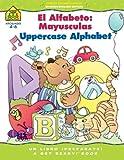 UpperCase Alphabet Bilingual: School Zone Publications